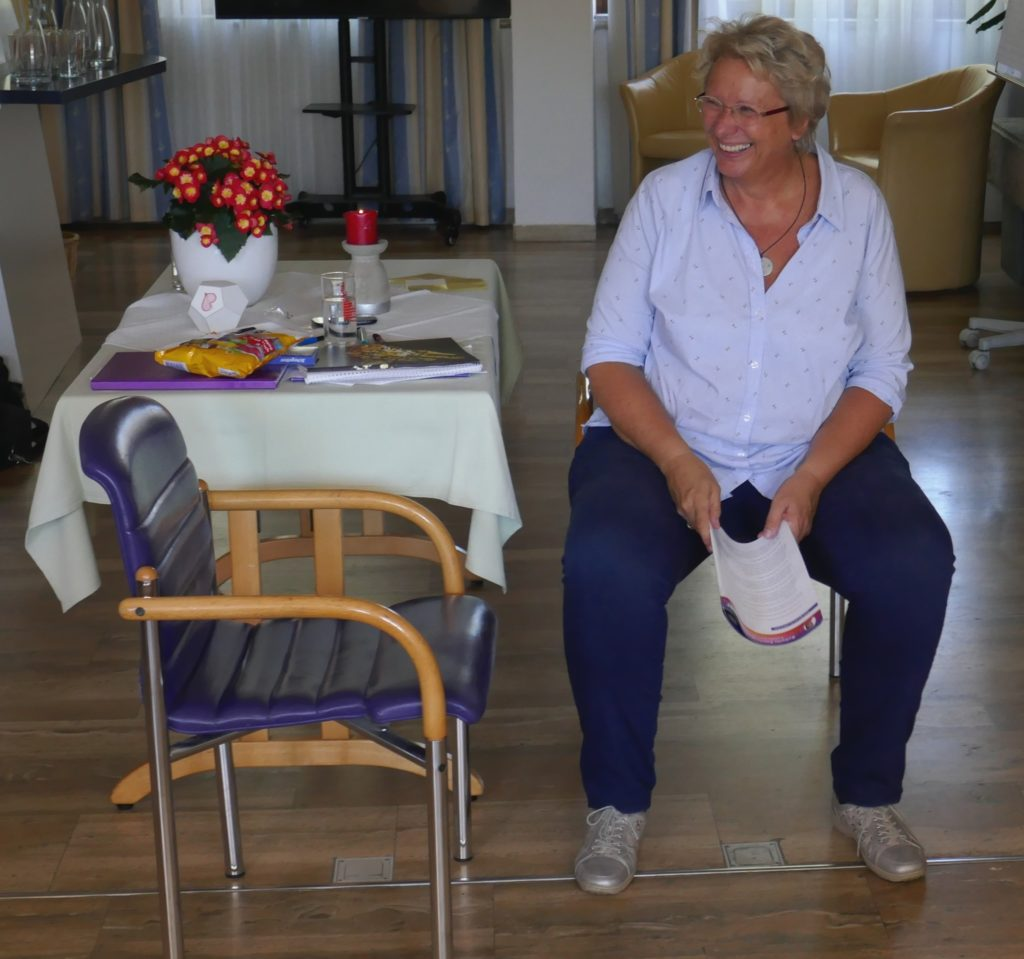 Seminartage in Kärnten 2019 - Angelika Heider